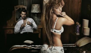 macho alfa seductor de mujeres bellas